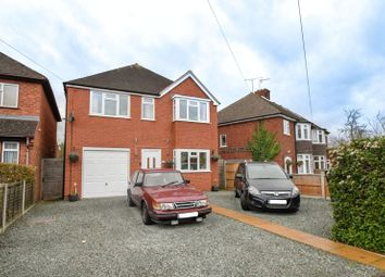 Thumbnail 4 bed detached house for sale in Highfield Road, Studley