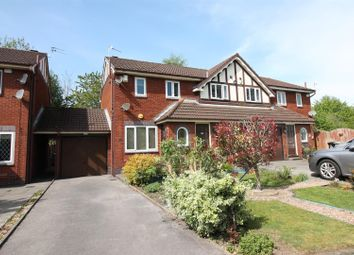 1 bed flat for sale in Turner Drive, Urmston, Manchester M41