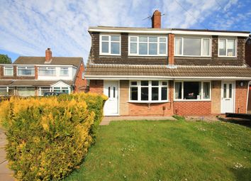 Thumbnail 3 bed semi-detached house to rent in Hereford Close, Ashton-In-Makerfield, Wigan