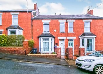 3 bed terraced house for sale in Dovedale Street, Barry CF63