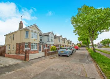 Thumbnail 3 bed semi-detached house for sale in Manor Way, Heath, Cardiff