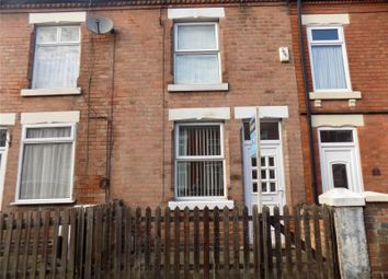 Thumbnail 2 bed terraced house for sale in Ray Street, Heanor, Derbyshire
