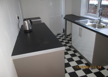 Thumbnail 2 bed terraced house to rent in Campbell Road, Stoke- On- Trent, Staffordshire