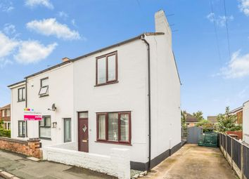 Thumbnail 2 bed end terrace house for sale in Ship Street, Frodsham