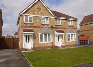 Thumbnail 3 bed semi-detached house to rent in Penda Drive, Kirkby, Liverpool
