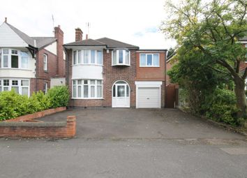 Thumbnail 4 bed detached house for sale in Shanklin Drive, Leicester