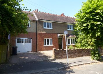 Thumbnail 4 bed semi-detached house to rent in Woodfield Road, Tonbridge