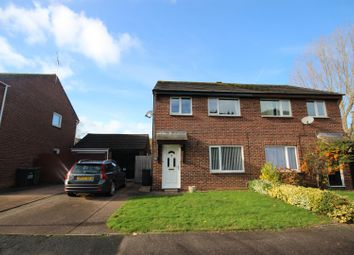 Thumbnail 3 bed semi-detached house to rent in Cornmill Crescent, Alphington, Exeter