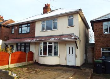 Thumbnail 3 bed semi-detached house for sale in School Lane, Chilwell, Beeston, Nottingham