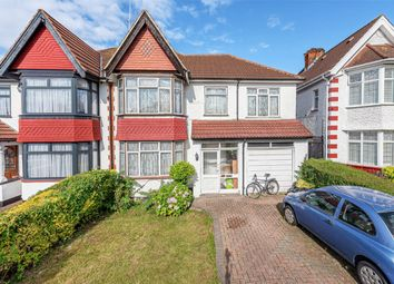 Thumbnail 4 bed semi-detached house for sale in Queenscourt, Wembley