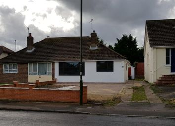 Thumbnail 2 bed semi-detached bungalow for sale in Halewick Lane, Sompting, Lancing, West Sussex
