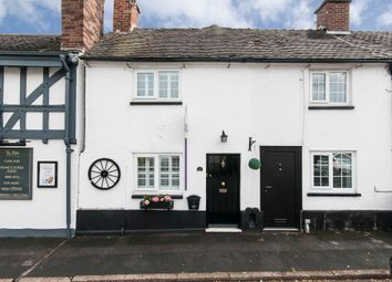 Thumbnail 2 bed end terrace house for sale in The Green, Aston-On-Trent, Derby