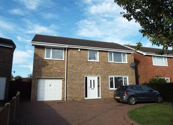 Thumbnail 5 bed detached house to rent in Chestnut Drive, Louth
