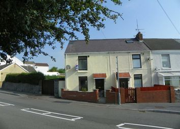 Thumbnail 2 bed end terrace house for sale in Trostre Road, Llanelli