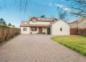 Thumbnail 5 bed detached house for sale in Runnymede Road, Darras Hall, Ponteland, Northumberland