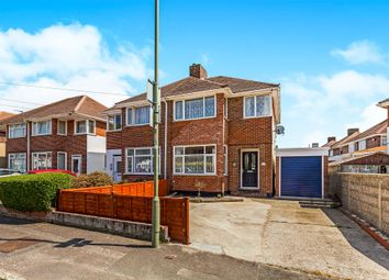 Thumbnail 3 bed semi-detached house for sale in Netherton Road, Gosport