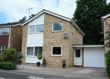 Thumbnail 3 bed detached house for sale in Foxcote, Wokingham