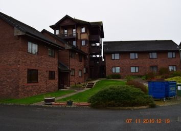 Thumbnail 1 bed flat to rent in Maryport Court, Carlisle