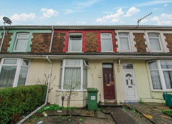 Thumbnail 4 bed terraced house to rent in Broadway, Treforest CF371Bh