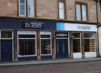 Thumbnail Retail premises for sale in 17-19 Argyll Square, Oban