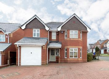 Thumbnail 4 bed detached house for sale in Arlington Way, Meir Park, Stoke-On-Trent