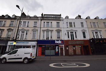 Thumbnail 2 bed flat to rent in Old Christchurch Road, Bournemouth, Dorset