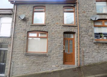 Thumbnail 3 bed terraced house to rent in Margaret Street, Pentre, Rhondda, Cynon, Taff.