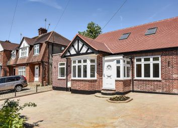 Thumbnail 4 bed bungalow to rent in Hillside Road, Northwood, Middlesex