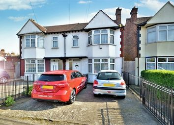 Thumbnail 4 bed semi-detached house to rent in Union Road, Wembley, Greater London