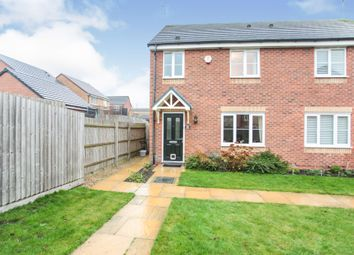 Thumbnail 3 bed semi-detached house for sale in Cygnet Avenue, Nuneaton