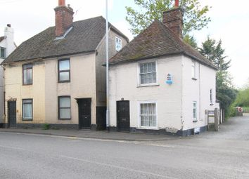 Thumbnail 2 bed cottage for sale in Mill Road, Sturry, Canterbury