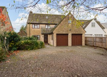 Thumbnail 7 bed detached house for sale in Ewen, Cirencester