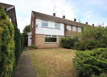 Thumbnail 3 bedroom end terrace house for sale in Browns Lane, Coventry