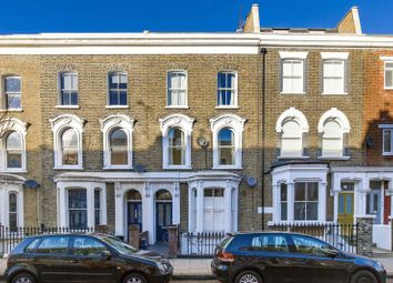 Thumbnail 1 bed flat for sale in Dunlace Road, London