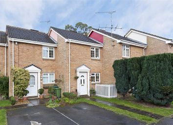 Thumbnail 2 bed terraced house for sale in Finnart Close, Weybridge, Surrey