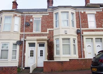 Thumbnail 2 bedroom flat for sale in Inskip Terrace, Gateshead