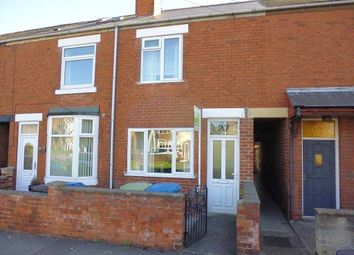 Thumbnail 3 bed terraced house to rent in Ralph Road, Lowgates, Chesterfield