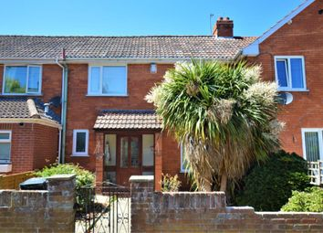 Thumbnail 3 bed terraced house for sale in Cleveland Street, Taunton, Somerset