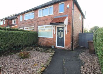 Thumbnail 2 bed semi-detached house for sale in Annable Road, Bredbury, Stockport