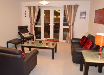 Thumbnail 2 bed flat to rent in The Piazza, Jim Driscoll Way, Cardiff Bay