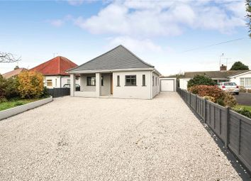 Thumbnail 3 bed detached bungalow for sale in Langbury Lane, Ferring, West Sussex