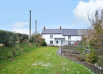 Thumbnail 4 bed semi-detached house for sale in Penstraze, Three Burrows, Blackwater, Truro