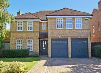 Thumbnail 5 bed detached house to rent in Braeburn Way, Kings Hill, West Malling