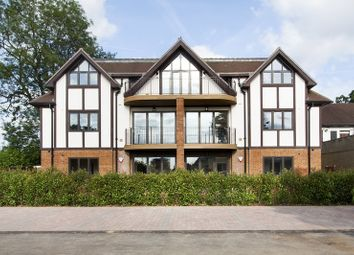 Thumbnail 3 bed flat for sale in Station Road, Woldingham, Caterham