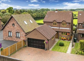 Thumbnail 4 bed detached house for sale in Sherriffhales, Shifnal, Shropshire