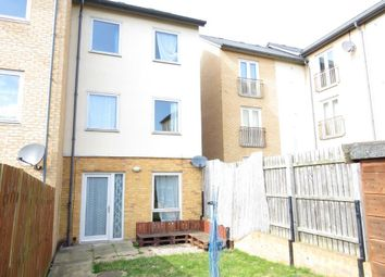 Thumbnail 4 bed end terrace house for sale in Lakeview Way, Hampton Centre, Peterborough