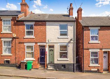 Thumbnail 2 bed end terrace house for sale in Rossington Road, Sneinton, Nottingham