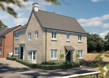 "Thumbnail 3 bed semi-detached house for sale in ""The Staunton"" at Barracks Road, Modbury, Ivybridge"