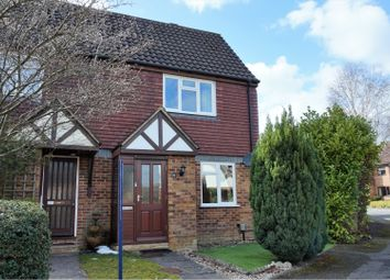 Thumbnail 1 bed terraced house for sale in Angora Way, Fleet