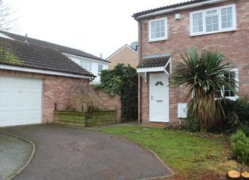 Thumbnail 3 bed semi-detached house to rent in Buckfast Close, Belmont, Hereford